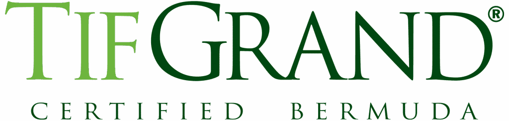 TifGrand certified bermuda sod logo