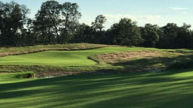 Secluded Private Golf Course First to Put TifTuf™ to the Test