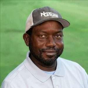 Joe Vaughn, NG Turf Whitesburg Georgia sod fam assistant farm manager