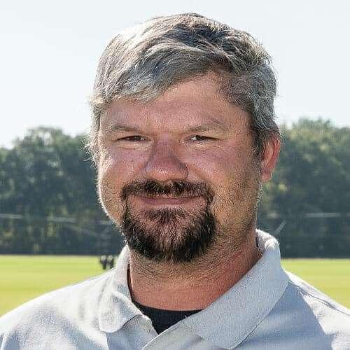 Chris Culclasure, Assistant Farm Manager, NG Turf sod farm, Calhoun Georgia
