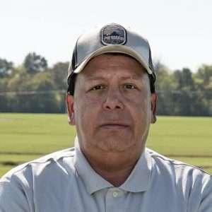 Justo Nuñez, Harvest Manager, NG Turf sod farm, Calhoun Georgia