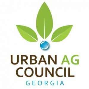 Urban Ag Council of Georgia logo