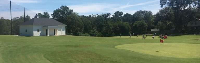 high turf performance on the Columbus State University golf course