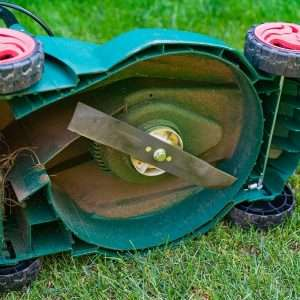 dull lawn mower blades common mowing mistake