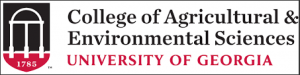 University of Georgia College of Agricultural and Environmental Sciences logo